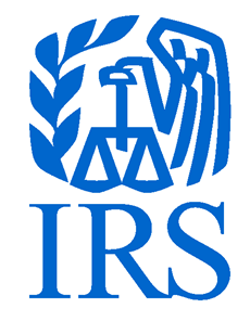 Internal Revenue Service (IRS) logo